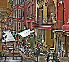 Cezayir sokağı,Beyoğlu by rasim1