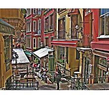 Cezayir sokağı,Beyoğlu Photographic Print