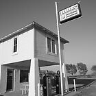 Route 66 - Lucille&#x27;s Gas Station by Frank Romeo