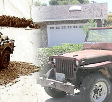 Vets World War II Jeep found 67 Years Later by 1SGTWALTERNETON