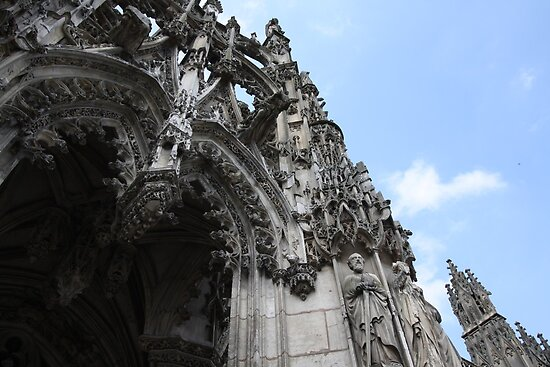Gothic Sky by Gothman