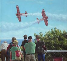 bournemouth air festival by martyee