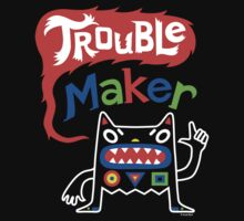 Trouble Maker olv  by Andi Bird