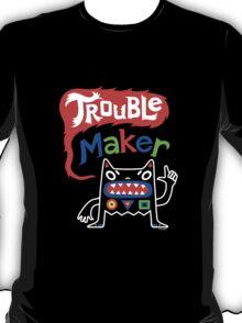 Trouble Maker olv  T-Shirt