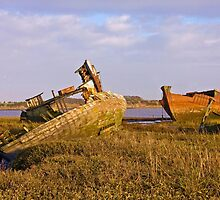 Fleetwood Wrecks by Peter Stone