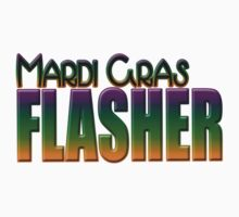 Mardi Gras Flasher by brattigrl