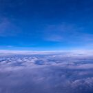 Of the Heavens and Da Clouds beneath them.... by Vikrant Joglekar