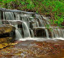 Yosemite Creek #2 by VanceRoyce
