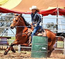 Rodeo Rider by Kat36