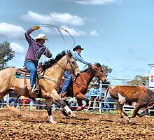 Rodeo Riders 7 by Kat36