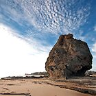 Elephant Rock - Currumbin Gold Coast Qld by Beth  Wode