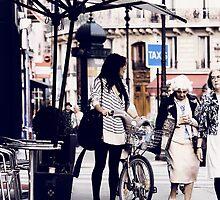 Rue de l'Echelle by Darta Veismane