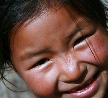 Smile - the universal language by LeighBlake