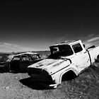 Abandoned Cars in the Desert - Solitaire, Namibia by digsy