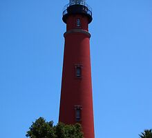 Ponce Inlet Lighthouse  by Pietrina Elena