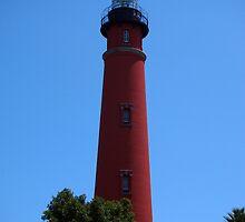 Ponce Inlet Lighthouse  by Pietrina Elena