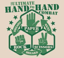 Hand to Hand Combat by DetourShirts