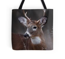Deer boy - White-tailed Deer Tote Bag