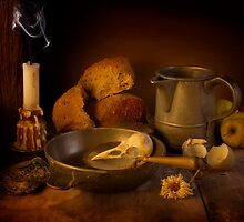 An Earthly Meal by Gazart