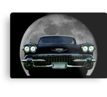 1958 Cadillac Eldorado Biarritz Convertable  Metal Print