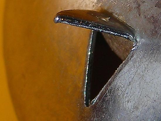 Twick or Tweet? Solved by Judi Rustage ~ Sweetcorn fork ~ by pix-elation