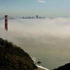 classic san francisco bay by Christopher Robb