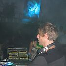 Dj Richie Hawtin  by AyoubDiane