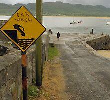 Car Wash in Ireland by Karin  Funke