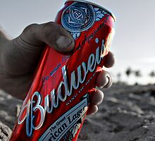 Budweiser  by toliveistodie