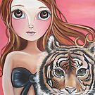 """Tiger Princess"" by Jaz Higgins"