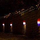 Night lanterns by Jeanne Frasse