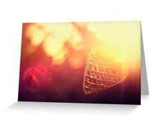 Sunkissed Wednesday  Greeting Card