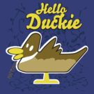 Hello Duckie by mateyboy