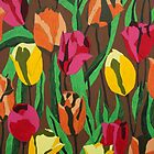 Tulips by Marjolein