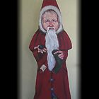 Naughty Gnome by m catherine doherty