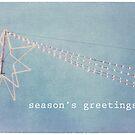 season's greetings by Kim Jackman