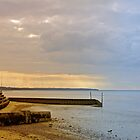 Sunny Interlude on Ryde Esplanade by Rod Johnson