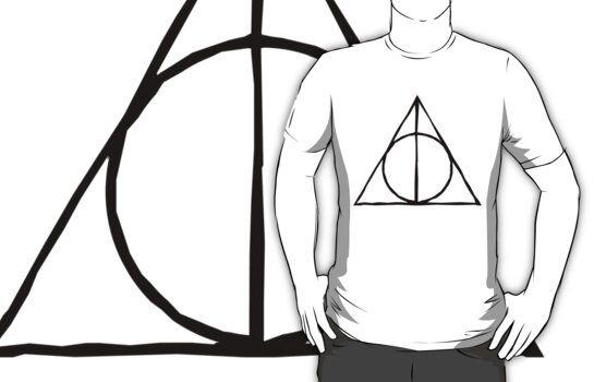 The Deathly Hallows by Jack Toohey