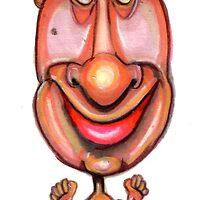 Cartoon No 166 by eruthart