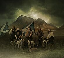 a scott black improvement!..a big scottish hunt! by joak