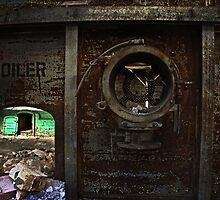 Boiler Room by MClementReilly