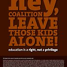 Education is a right, not a privilege by Naf4d