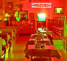 Diner by © Jolie  Buchanan