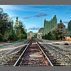 Union Pacific Railroad by maventalk