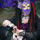 Masked Mother by leephotoofyork
