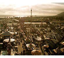 A Fair Ocean View Photographic Print