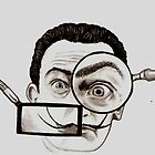 Dali. (NEW) by Zeb Shaffer