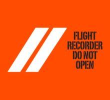 Flight Recorder by John Ossoway