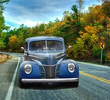 Touring 1940 style by WildBillPho
