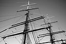Tall Ship Masts by Renee Hubbard Fine Art Photography